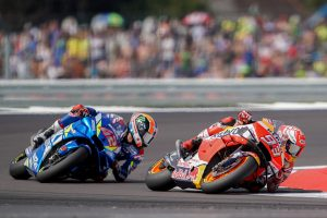 Silverstone loss 'not the best feeling' declares Marquez