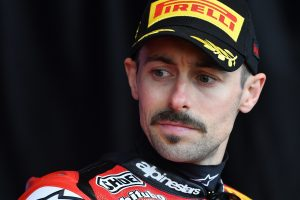 BMW Motorrad WorldSBK Team signs Laverty for 2020 season