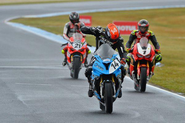 Superbikes named as Australian MotoGP support class