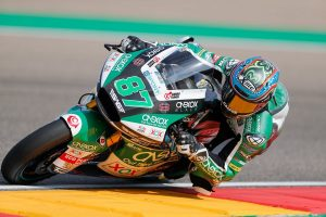 Gardner struggled to overcome set-up woes at Aragon