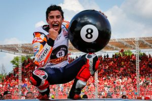 Marquez earns sixth MotoGP title with Thai GP victory