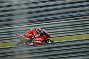 Dovizioso focused on defending runner-up position