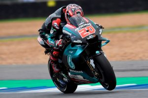 Quartararo in no rush for rookie of the year title