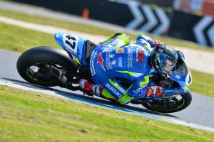 Maxwell on top at Phillip Island ASBK following timed practice