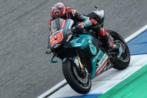 Quartararo fastest on Friday as Japanese MotoGP opens
