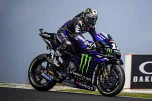 Dominant Vinales takes Australian MotoGP pole position