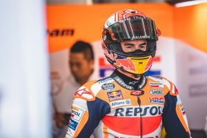 Champion Marquez booked in for shoulder surgery