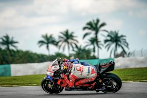 Miller downplays Rins contact at the Malaysian grand prix