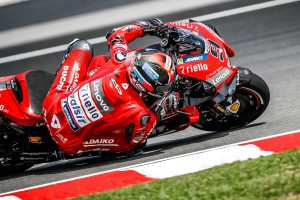 Strong Valencia result crucial for Ducati's Petrucci