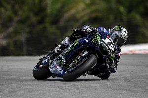 Vinales breaks through for Sepang MotoGP victory