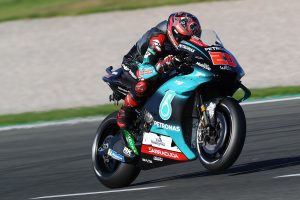 Valencia podium seals top Independent honours for Quartararo