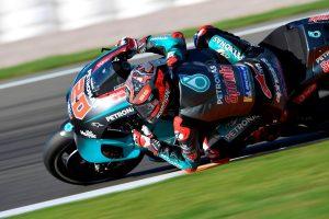 Quartararo tops Friday MotoGP practice at Valencia