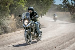 Suzuki Adventure Ride announced in Victoria