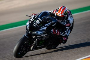 Rea fastest in opening day of Aragon WorldSBK test