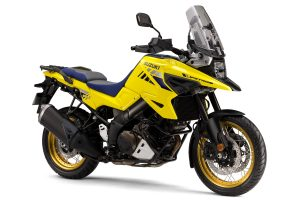 Detailed: 2020 Suzuki V-Strom 1050