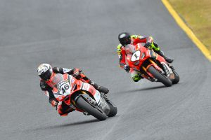 Pivotal race one ASBK victory and points lead for Jones in Sydney