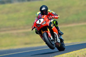 ASBK title on the line in Sydney for Penrite Honda Racing's Herfoss