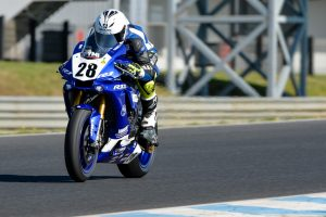 YRT newcomer Wagner suffers injury setback at Phillip Island test