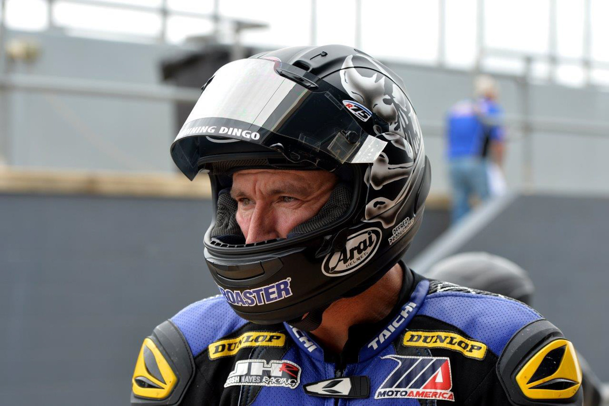 AMA champion Hayes confirms Phillip Island ASBK entry