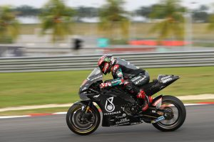 Sepang MotoGP test finishes with Quartararo on top