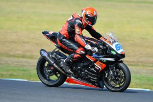 Bayliss secures WorldSSP wildcard at Phillip Island opener