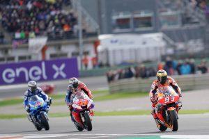 MotoGP season extending into 2021 a possibility