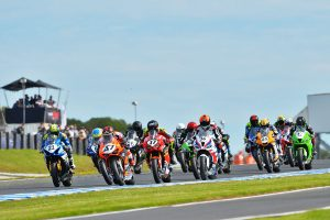 Clean-sweep of Maxwell clinches Phillip Island ASBK overall