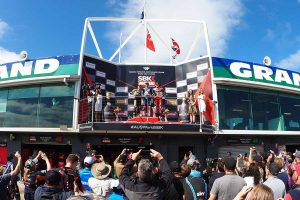Countdown: Closest WorldSBK podium finishes