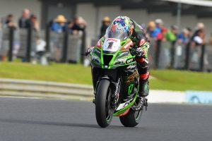 Five-time WorldSBK champion Rea to continue with KRT