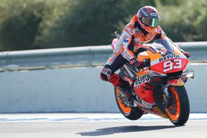 Brno return the goal for Marquez to keep title hopes alive