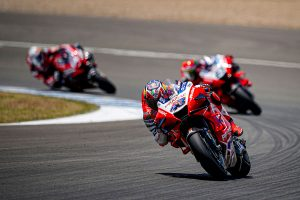 Fourth at Jerez a satisfying start to Miller's MotoGP campaign
