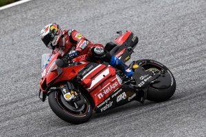 Ducati and Dovizioso set to part ways following 2020 season