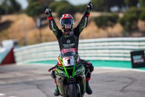 Perfect Portimao round secures Rea WorldSBK points-lead