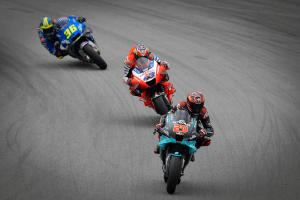 Quartararo bounces back at Catalunya MotoGP